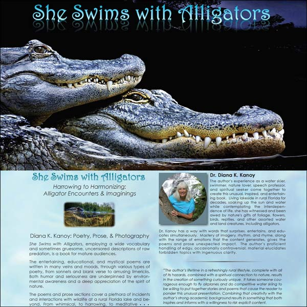 She Swims With Alligaators CD-cover-600